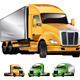 Trucks - GraphicRiver Item for Sale