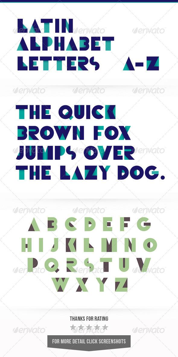 GraphicRiver Retro Font 8190167