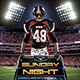 Sunday Night Pro Ball - GraphicRiver Item for Sale