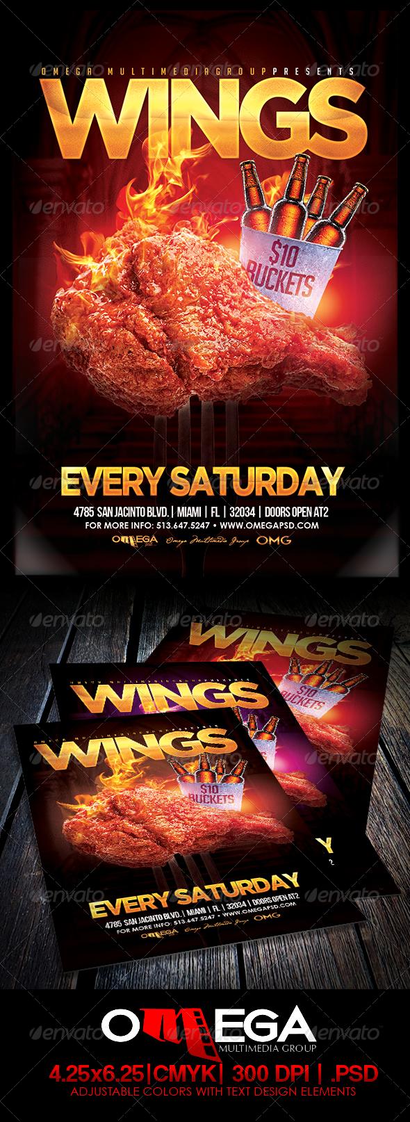 GraphicRiver Wings 8190546