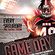 Game Day - GraphicRiver Item for Sale