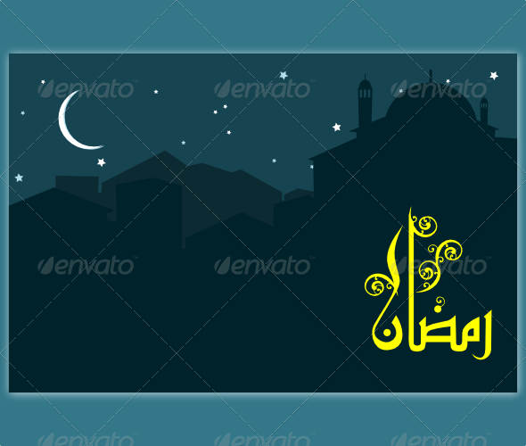 GraphicRiver Ramadan Nights 8191822