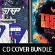 Elektro Techno CD Cover Artwork Bundle (3in1) - GraphicRiver Item for Sale