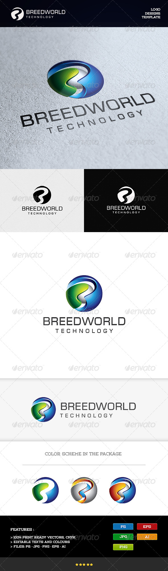 GraphicRiver B Business 5736394
