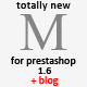Millenium - Prestashop 1.6 Theme + BLOG - ThemeForest Item for Sale