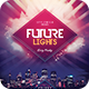 Future Lights Flyer - GraphicRiver Item for Sale