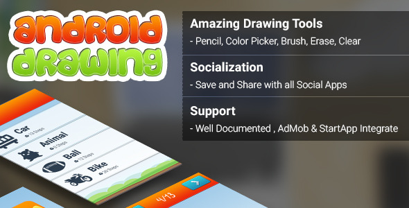 CodeCanyon Android Drawing 8193028