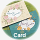 Flower Garden Business Card - GraphicRiver Item for Sale