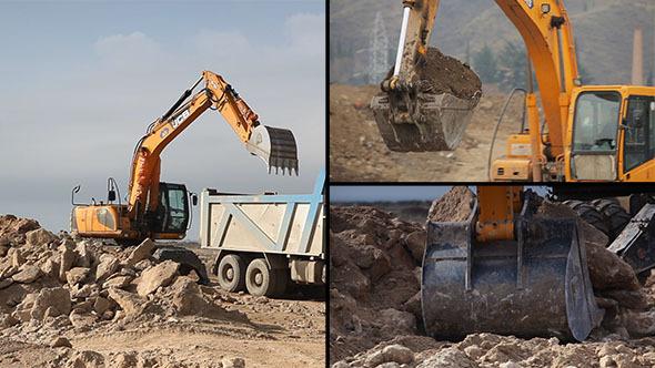 Excavator Pack