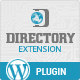 Directory & Business Finder Extension Plugin - CodeCanyon Item for Sale