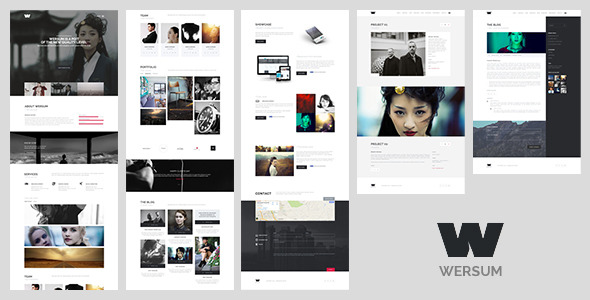 Wersum Muse Theme