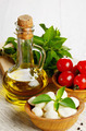 Mozzarella, tomatoes and oil - PhotoDune Item for Sale