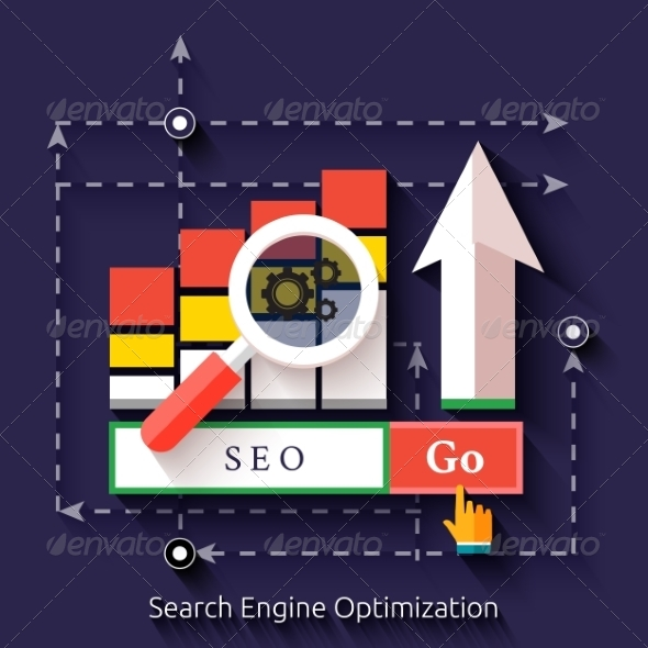 GraphicRiver Seo Search Engine Optimization 8194209