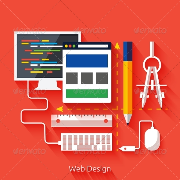 GraphicRiver Web Design Program for Design and Architecture 8194316