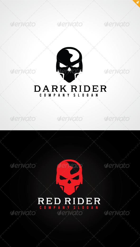 GraphicRiver Rider Logo 8196403