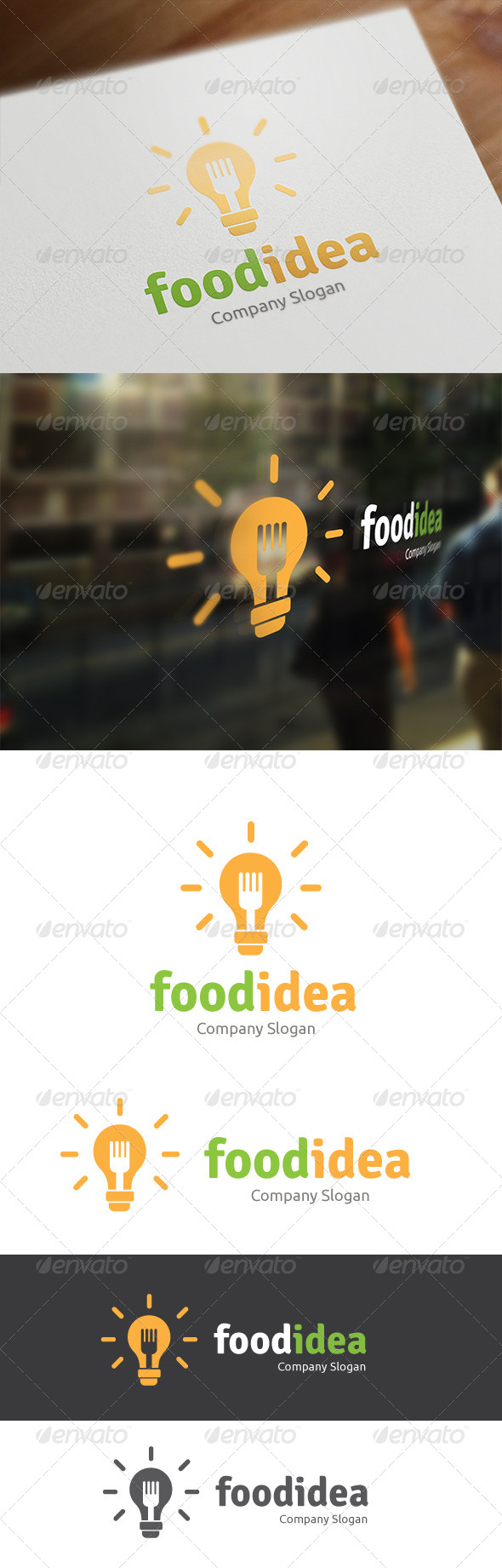 GraphicRiver Food Idea 8196484