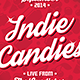 Indie Candies - Flyer & Poster - GraphicRiver Item for Sale