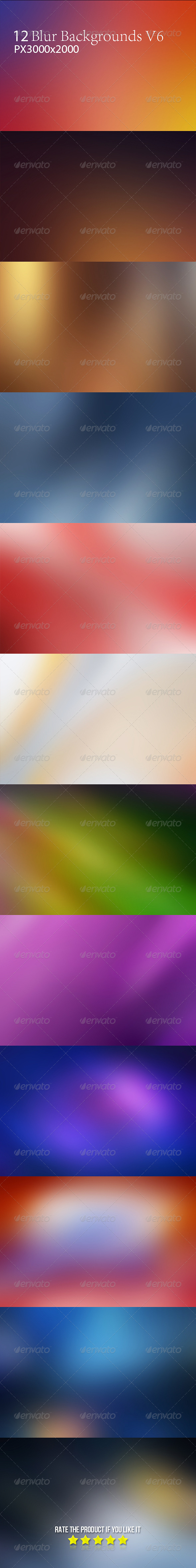 GraphicRiver 12 Smooth Blur Background V6 8196590