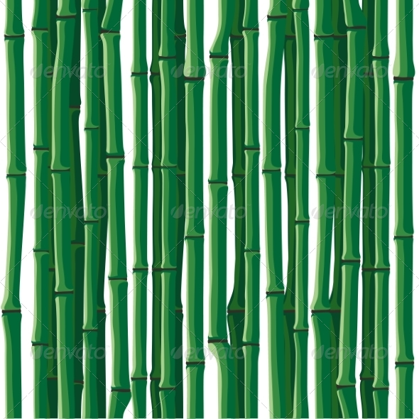 GraphicRiver Bamboo Background 8197083