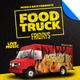 Food Truck Fridays Flyer Template - GraphicRiver Item for Sale