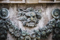 Gargoyle. Ornamental fountains of the Palace of Aranjuez, Madrid - PhotoDune Item for Sale