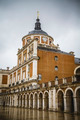 Unesco, majestic palace of Aranjuez in Madrid, Spain - PhotoDune Item for Sale