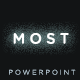 Most - The Most PowerPoint Template - GraphicRiver Item for Sale