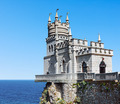 View of the Swallow's Nest in Crimea - PhotoDune Item for Sale