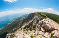 High rocks Ai-Petri of Crimean mountains - PhotoDune Item for Sale
