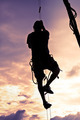 Silhouette of a Man - PhotoDune Item for Sale