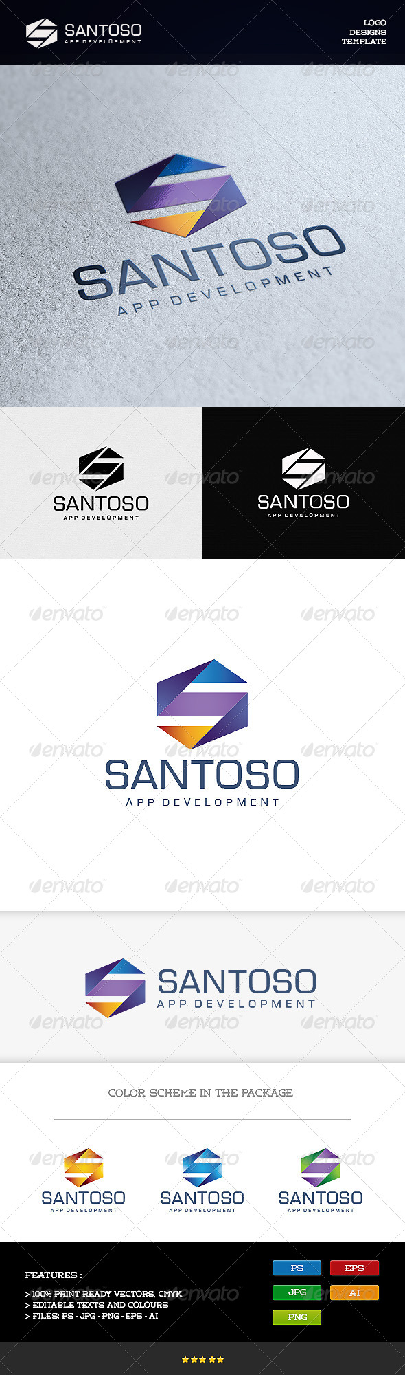 GraphicRiver Santoso 8198084