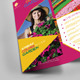 Flower Delivery Trifold Template  - GraphicRiver Item for Sale