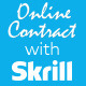 WP Online Contract Skrill Payments