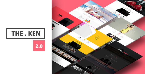 The Ken - Multi-Purpose Creative WordPress Theme   - Creative WordPress