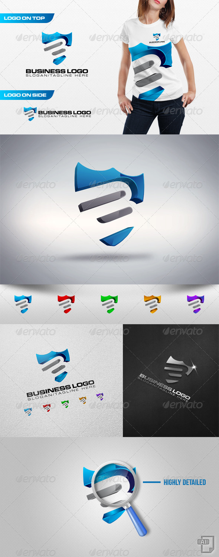 GraphicRiver Business Logo 8199315