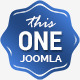 This One - One Page Responsive Joomla Template  - ThemeForest Item for Sale