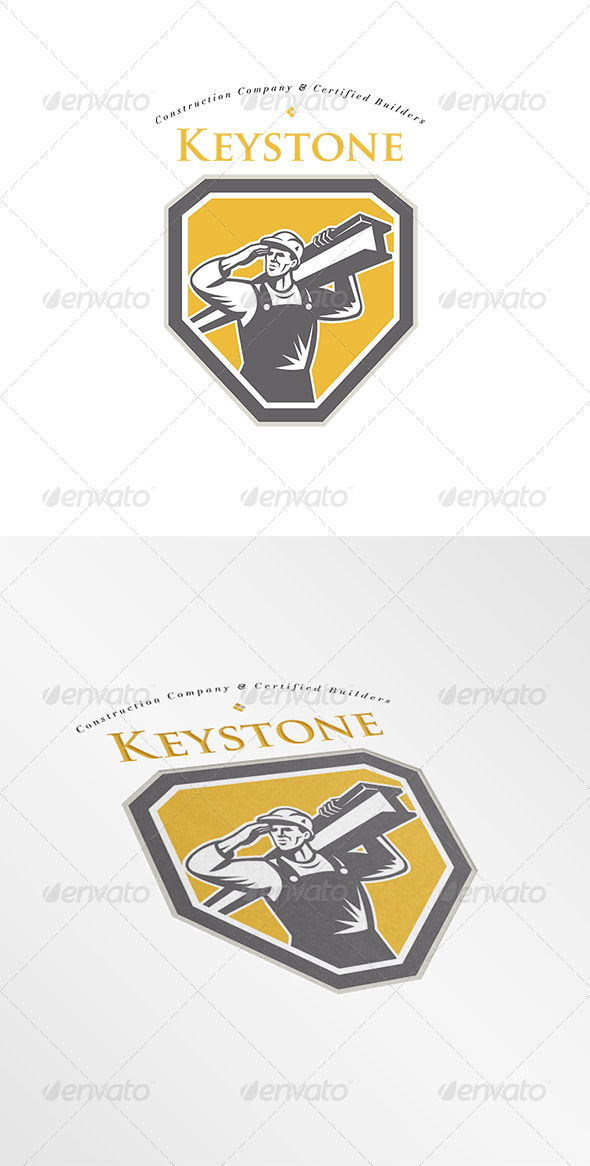 GraphicRiver Keystone Construction Builders Company Logo 8202261