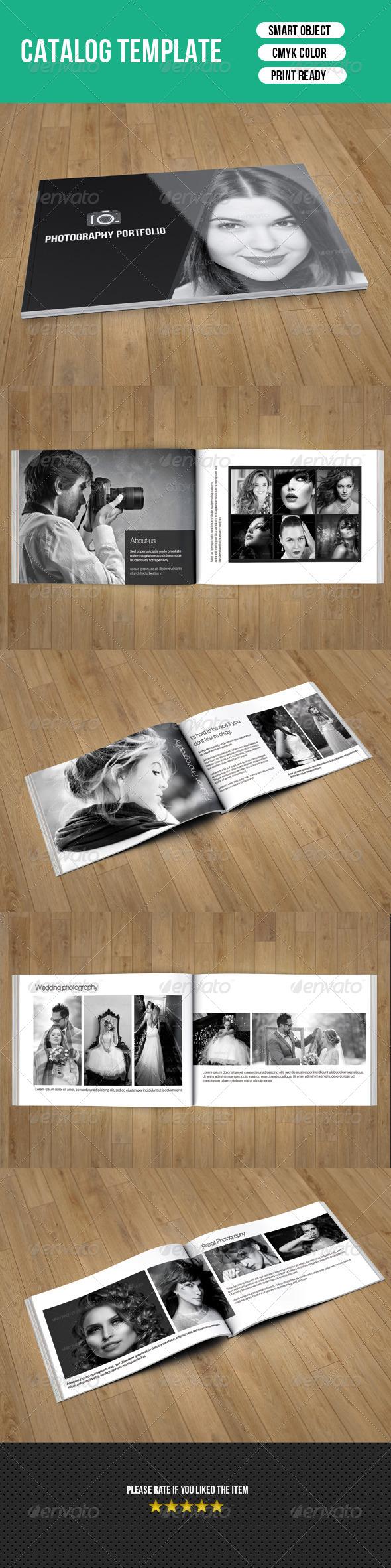 GraphicRiver Minimal Portfolio Catalog-V29 8202947