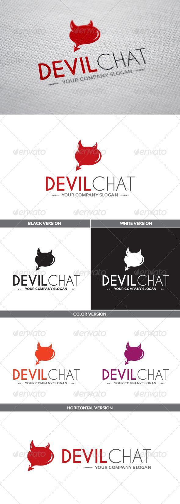 DevilChat Logo