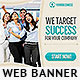 Corporate Web Banner Design Template 44 - GraphicRiver Item for Sale