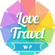 Love Travel - Creative Travel Agency WordPress - ThemeForest Item for Sale