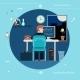 Programming and Web Development Concept