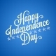 Independence Day Vintage Lettering Background - GraphicRiver Item for Sale
