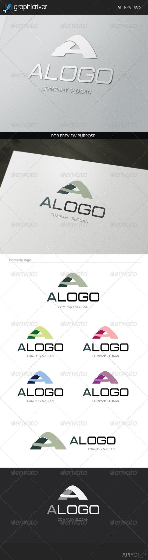GraphicRiver A Logo 8204467