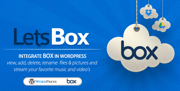 CodeCanyon Lets-Box Box plugin for WordPress 8204640