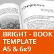 Bright - Book Template - GraphicRiver Item for Sale