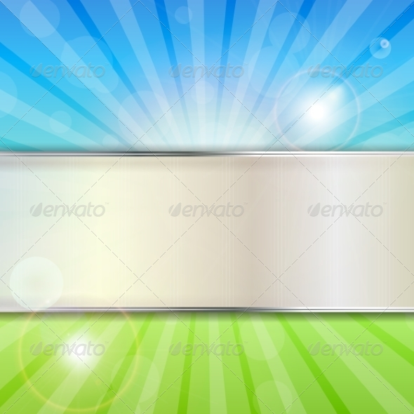 GraphicRiver Summer Abstract Background 8206224