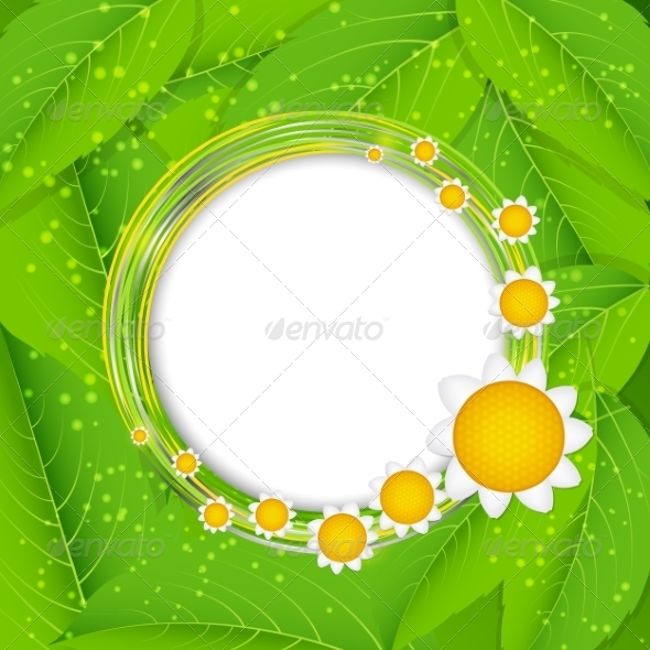 GraphicRiver Summer Abstract Background 8206247