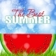 Abstract Natural Summer Watermelon Background - GraphicRiver Item for Sale