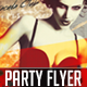 Secret Party Flyer - GraphicRiver Item for Sale